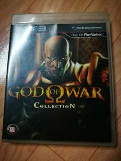 Ps3 Games god of war collection