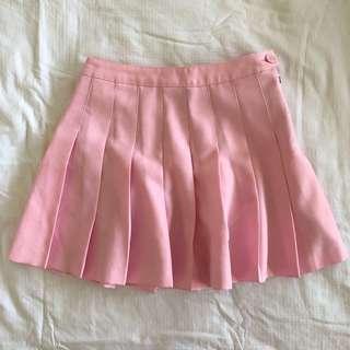 Forever 21 pink tennis skirt
