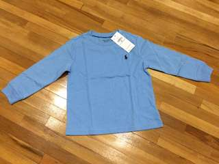 BNWT Ralph Lauren Boy Long Sleeve Shirt