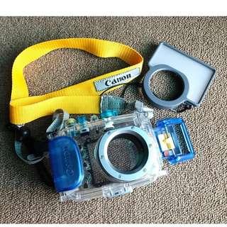 Canon WP-DC17 Underwater WaterProof Case for Powershot Ixus 860 (Scuba Diving)