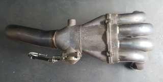 Yamaha r1 鈦頭段 排氣管