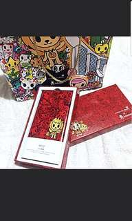 Tokidoki x MBS power bank battery pack 8000mAH