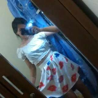 Kiss skirt