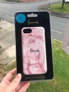 Harrods雲石圖案iphone7/7s phone case