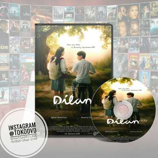 Dvd Film Dilan 1990