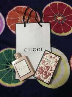 Gucci bloom 100ml (original