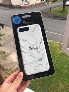 Harrods雲石圖案iphone7/8plus phone case