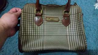 Authentic Ralph Lauren 'Doctor's bag'