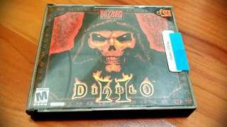 暗黑破壞神二 DIABLO II +資料片 都有序號