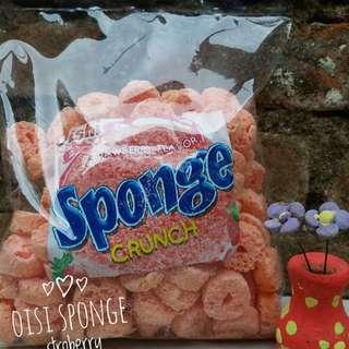 Oishi sponge strawberry 250gr