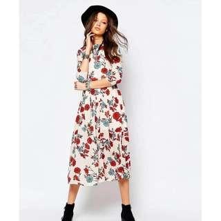 Floral Dress 04 - COD