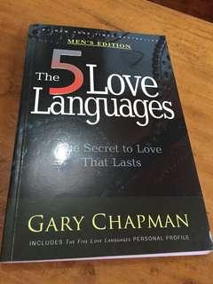 The 5 Love Languages Men's Edition