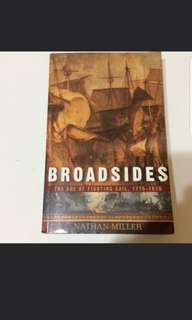Broadsides by Nathan Miller (history non fiction book)