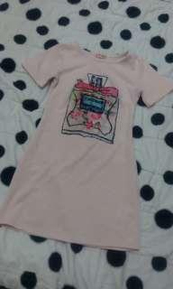 長版T-shirt