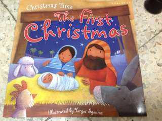 The First Christmas (picture book)