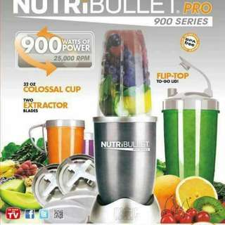 Nutribullet (900w)