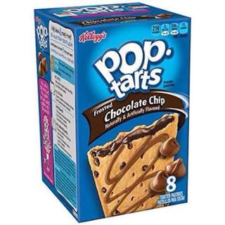 Pop-tarts Frosted Chocolate Chip 8pcs