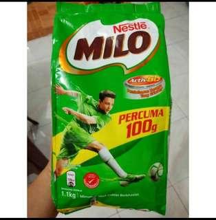 Milo Malaysia 1,1kg