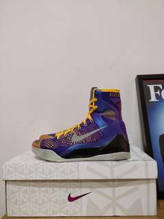NIKE Kobe IX Elite Showtime ORI