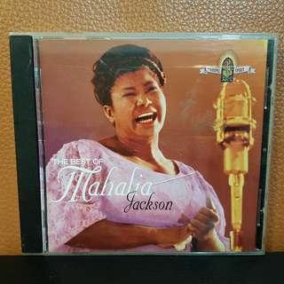 CD》The Best Of Mahalia Jackson