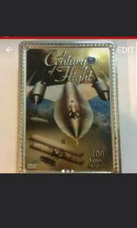 Century Of Flight (history documentary dvd)