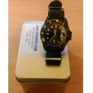 Port Freemans PPP Military Watch 軍錶
