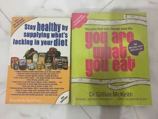 Healthy Eating Guide Books