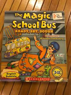 VCD Magic School Bus