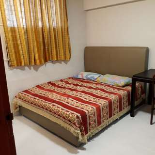 MRT ... 1+1 COMMONWEALTH DRIVE BK 66 FLAT FOR RENT.
