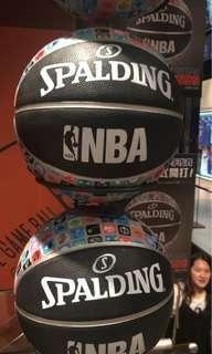 !!緊急!! 限量版 spalding all team 籃球 數量有限
