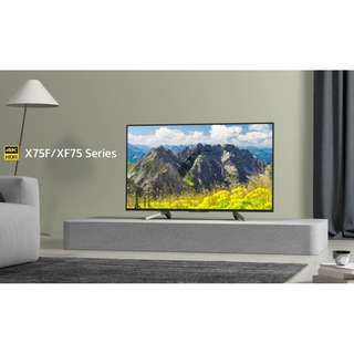 """SONY 55""""X7500F ONLY $1899!!"""