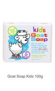 Goat Soap Kids