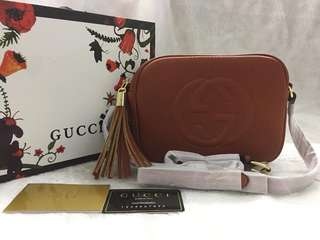 Gucci soho disco sling bag