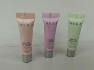 BN Hera Magic starter 01 SPF25/PA++, Magic starter 02 SPF25/PA++, Hera Magic starter 03 SPF25/PA++