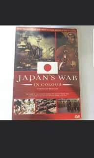 Japan's War (Movie DVD History Documentary)