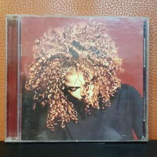 CD》Janet Jackson - The Velvet Robe