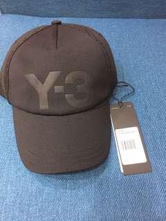 全新Y3帽子