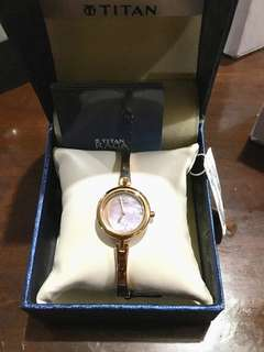 Brand New Titan Ladies watches