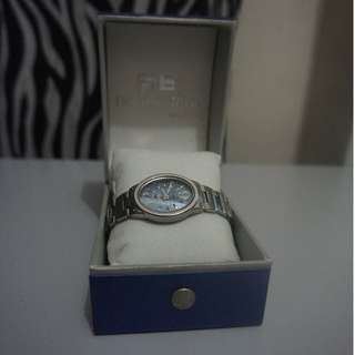 Pacific Blue Women Watch