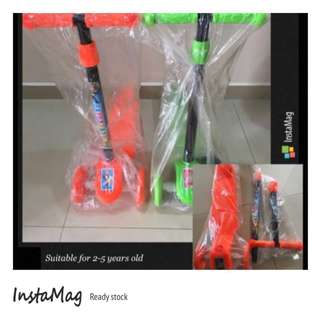 [Instock] Kids Scooters / Glider