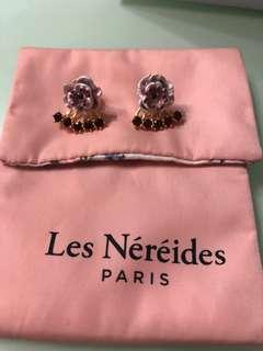 花花耳環Les Nereides