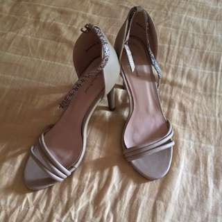 Ankle Strap Heels (Incl Postage to WM)