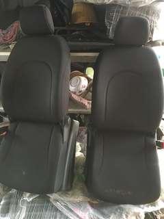 passo red dot seat one set (single)