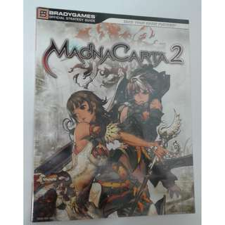 Magna Carta 2 Official Game Strategy Guide
