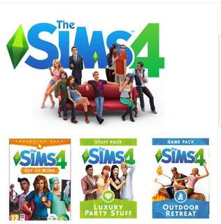 The Sims 4 Full pack free custom content