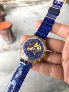 Swatch Olympic Chrono 100th Anniversary