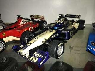 Tamiya 1/20 Williams BMW F1 (Juan Pablo Montoya)
