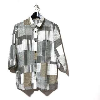 """""""Riku"""" Vintage Shirt"""