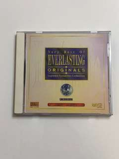 Very Best of Everlasting Originals Supreme Favourites Collection CD (Vol. Five)