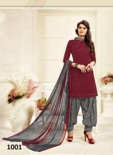 Especial Cotton Printed Punjabi Salwar Kameez